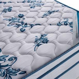 Colchão Casal Comfort Pró D26 Ortobom 138X188X20- 1040327121