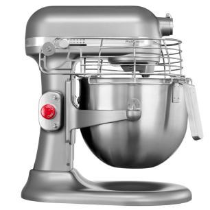 Batedeira Kitchenaid Stand Mixer Pro 7,6l Prata 220v