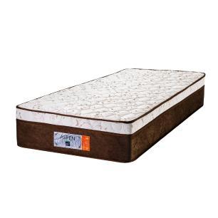 Colchão Solteiro Molas Aspen Comfort Prime 78X30X188