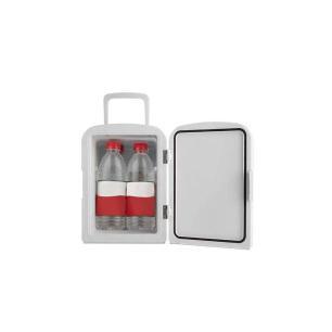 Mini Geladeira Multilaser Retro Trivolt 6l Branca - Tv012