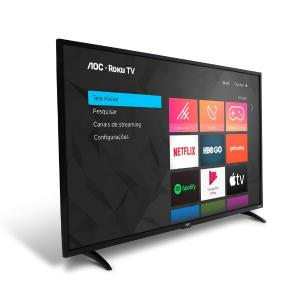 Smart Tv Aoc 32 32s5195 Led Hd Hdmi Usb Wifi
