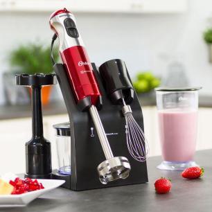 Mixer Multipower Elegance 4 Em 1 Vermelho Oster