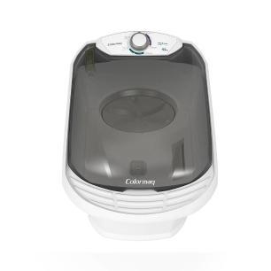 Tanquinho/lavadora De Roupas Semi-Automática Colormaq LCT 4,5kg Branco - 127V