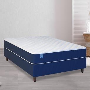 Colchão Casal Salus Protect Flex Azul 28x138x188 - 9369864