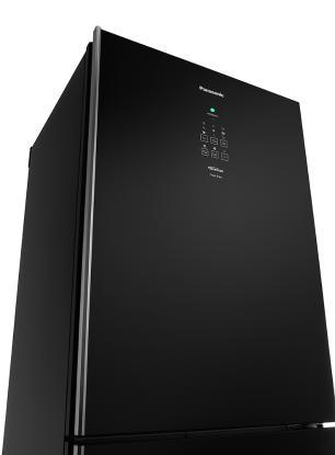 Refrigerador Panasonic 425l Frost Free Bb53gv3bb Preto