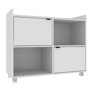 Balcão Multiuso Branco (Bmu 170-06) - Brv Móveis