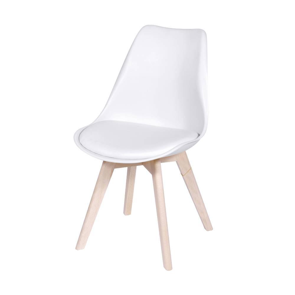 Cadeira Joly Branca (1108) Or Design