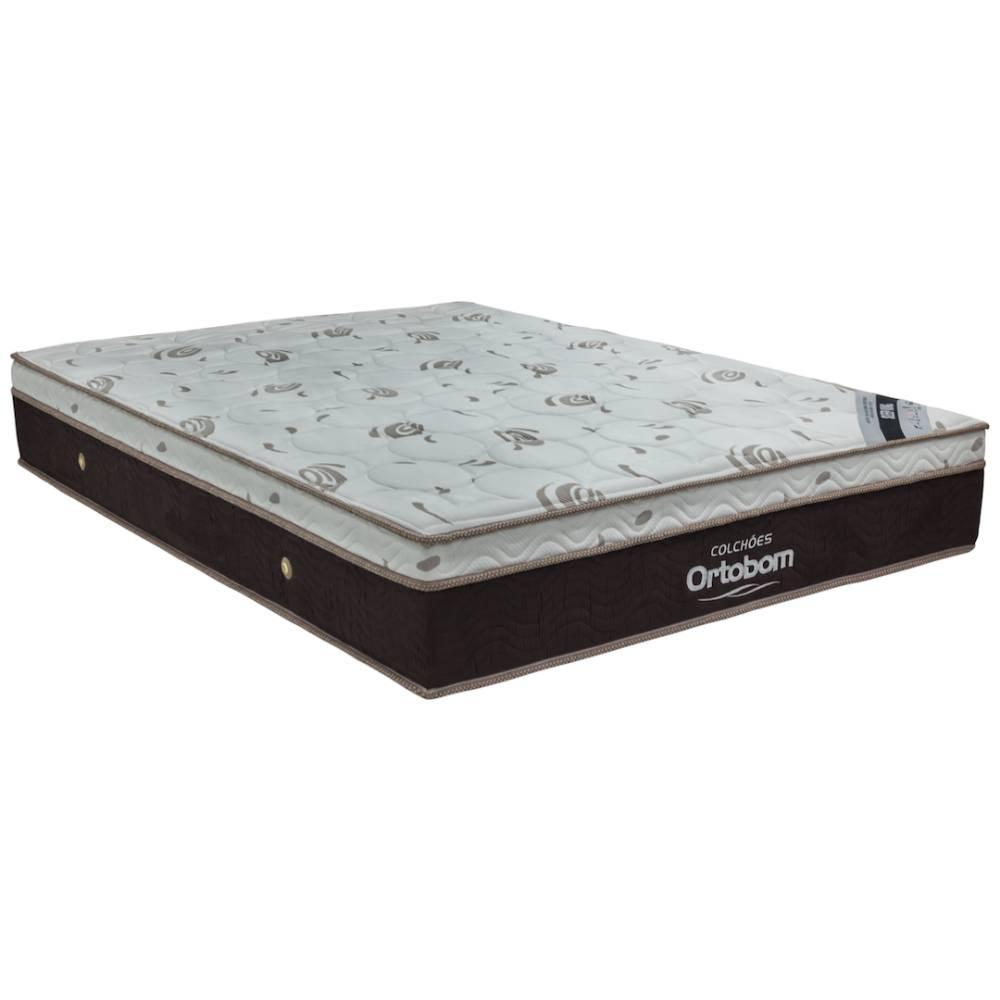 Colchão Sleep King Superpocket Ortobom  (186x198x32)
