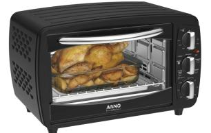Forno Airfry 5 Em 1 Arno For2 20l Pt