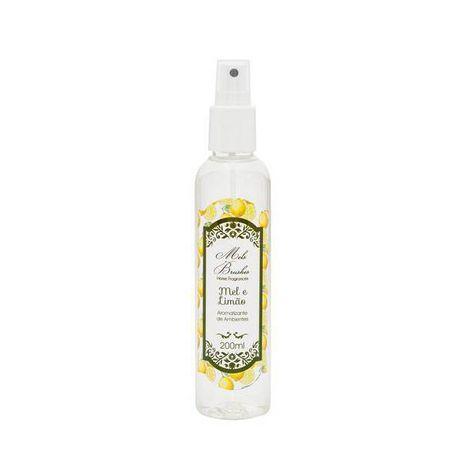 Aromatizante Spray 200Ml - Mel E Limão - Mels Brushes