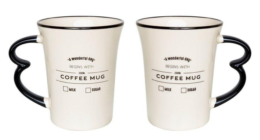 Caneca Easy Hot Drinks Coffee Mug 330Ml - Oxford Daily