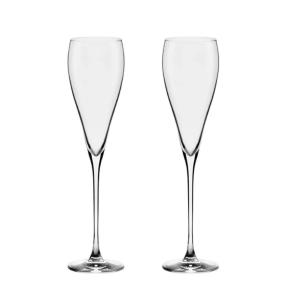 Conjunto C/02 Taças De Cristal Espumante 280Ml - Athenas Classic