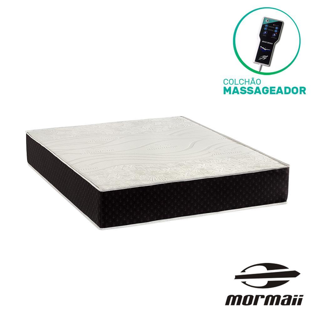 Colchão Massageador Casal - Mormaii - Smartzone Lotus 138x188x30cm