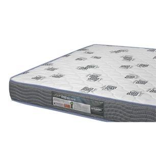 Cama Box Viúva + Colchão De Espuma D33 - Ortobom - Light 128cm
