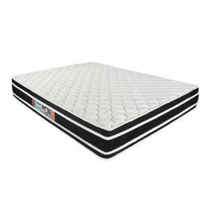 Colchão De Espuma D33 Casal - Castor - Black & White Double Face 138x188x27cm