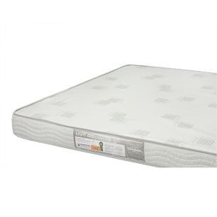 Cama Box Com Baú Viúva + Colchão De Espuma D23 - Ortobom - Light Liso - 128x188x54cm