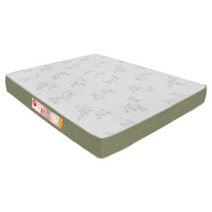 Cama Box King + Colchão De Espuma D33 - Castor - Sleep Max - 193x203x53cm