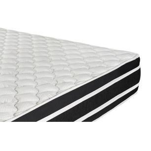 Colchão De Espuma D33 Viúva - Castor - Black & White Double Face 128x188x27cm