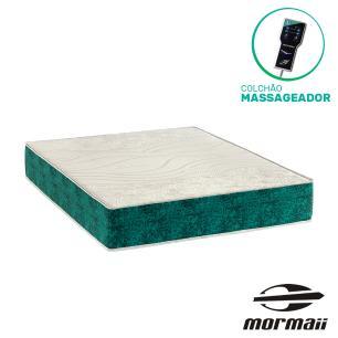 Colchão Massageador Queen - Mormaii - Smartzone Rupestre 158x198x30cm