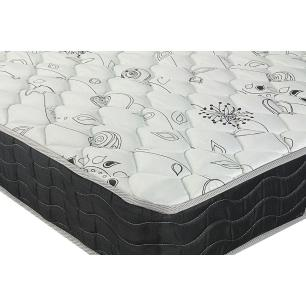 Cama Box Com Baú Casal + Colchão De Molas - Probel - Prodormir Sleep Black 138x188x64cm
