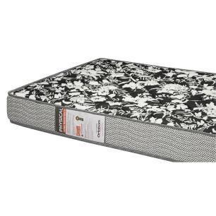 Cama Box Com Baú Solteiro + Colchão De Espuma D26 - Ortobom - Physical Ultra Resistente 78cm