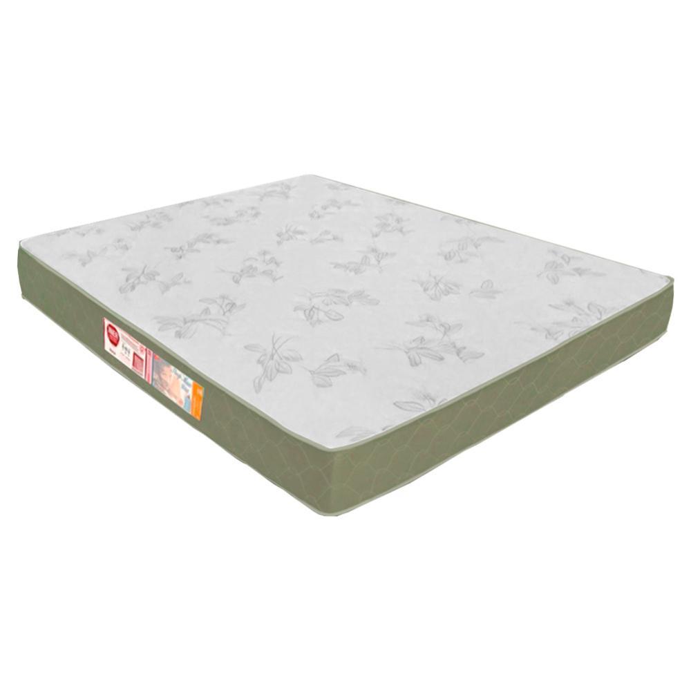 Colchão De Espuma D33 King - Castor - Sleep Max 193x203x18cm