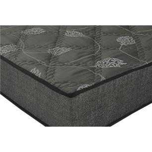 Cama Box Solteiro + Colchão De Espuma D23 - Prorelax - Sienna 88x188x49cm
