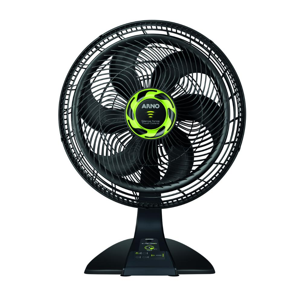 Ventilador Arno Silence Force Touch Control Vf6M
