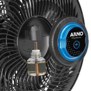 Ventilador Mesa Arno Ultra Silence Force Repelente 40Cm Vd55
