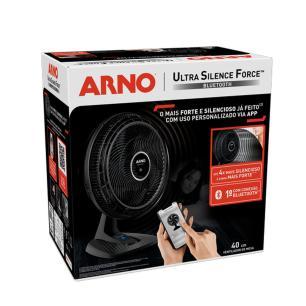 Ventilador Arno Ultra Silence Force Bluetooth