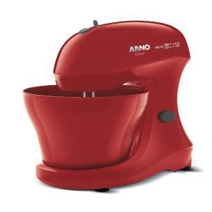Batedeira Arno Chef 400W 5 Litros Vermelha SM02