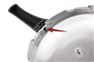 Panela de Pressão Rochedo Turbo Fechamento Externo 4,5L