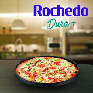 Assadeira Pizza Rochedo 35 Dura+ Revestida