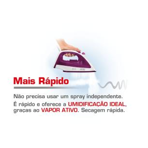 Ferro A Vapor Arno Steamgliss Fe40