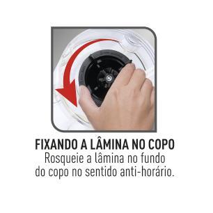 Liquidificador Arno Power Max 700 Limpa Fácil Ln60