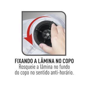Liquidificador Arno Power Mix Limpa Fácil Lq31