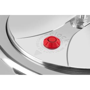 Panela De Pressao Clock Com Fechamento Interno 3,0L