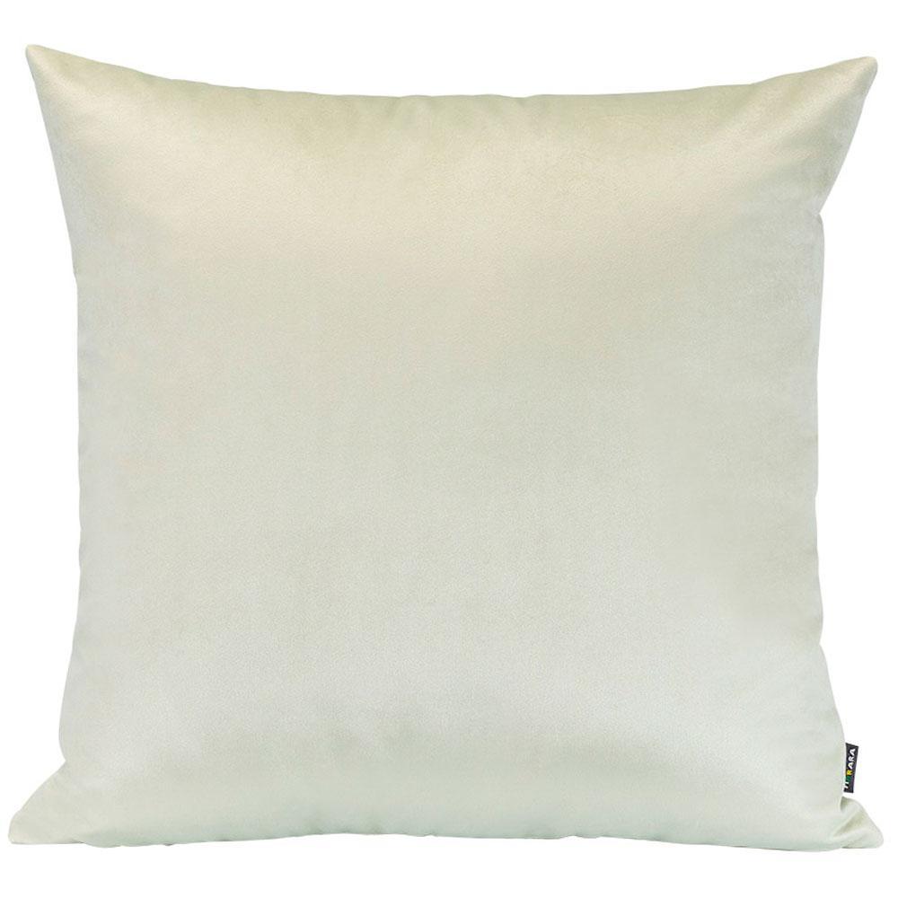 Almofada Verde 45 x 45 Com Enchimento Veludo