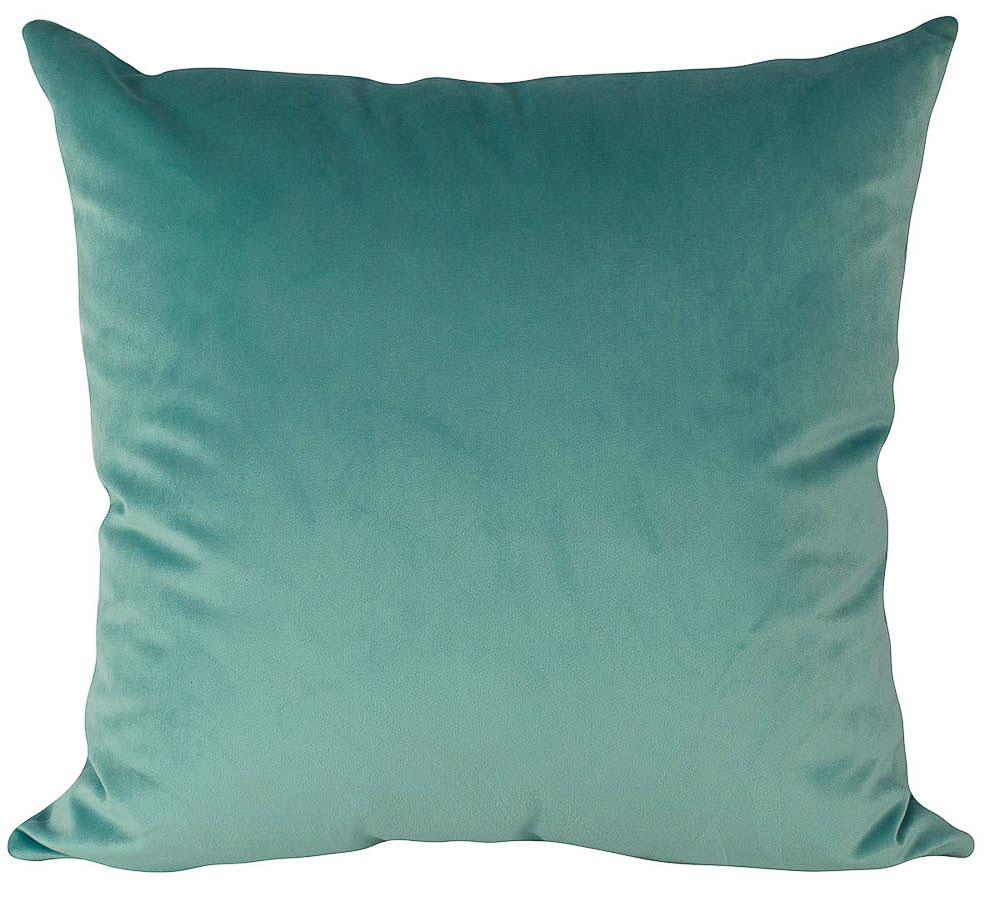 Almofada Azul Tiffany-45 x 45-Com Enchimento-Veludo