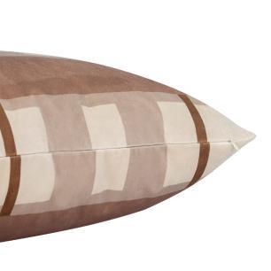 Almofada Decorativa Geométrico Abstrato 45 x 45 Com Enchimento Veludo