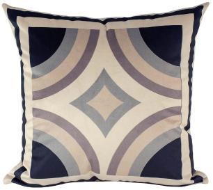 Almofada Arabesco-45 x 45-Com Enchimento-Veludo