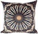 Almofada Arabesco-50 x 50-Com Enchimento-Veludo