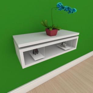 Aparador Moderno minimalista em mdf cinza