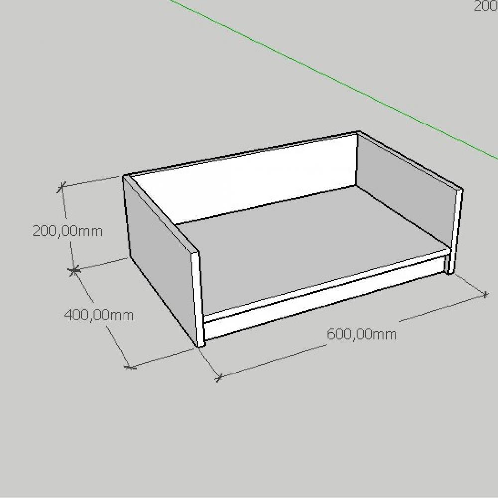 Mesa de cabeceira caminha casinha pequeno gato em mdf branco
