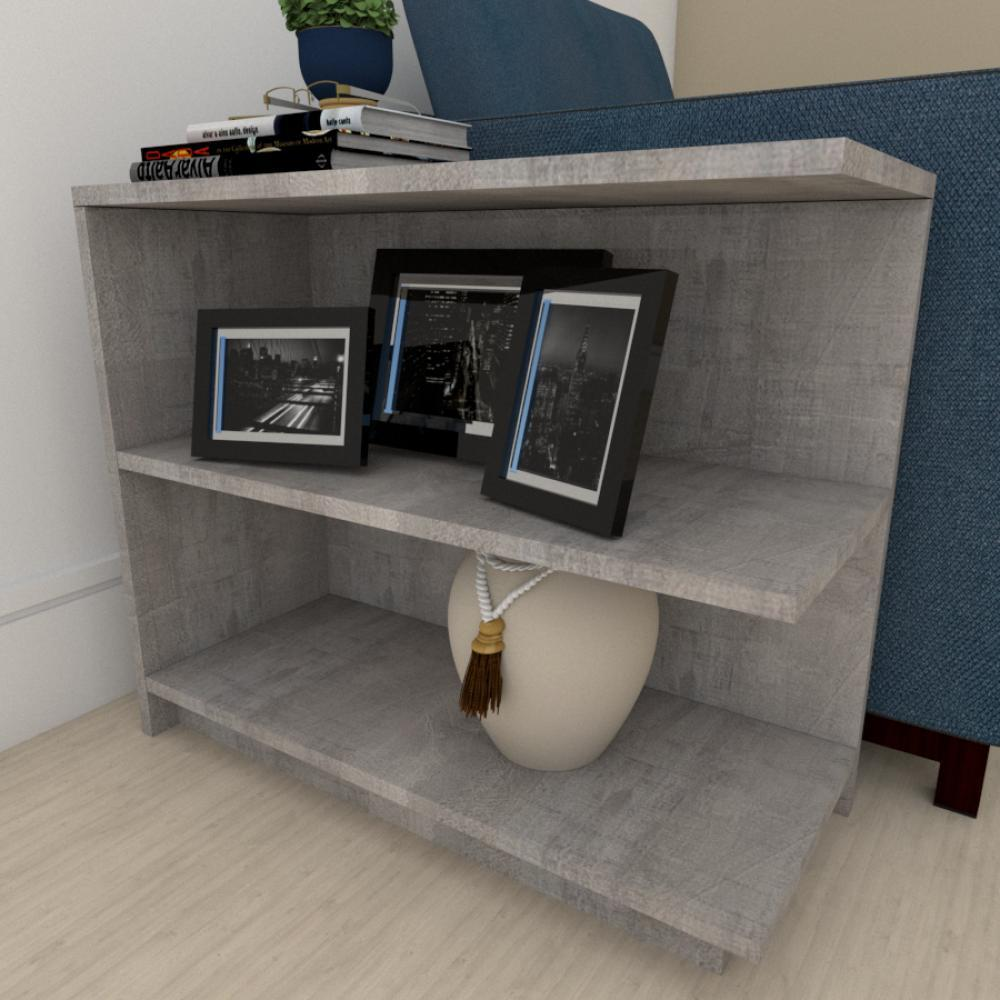 Mesa Lateral para sofá moderna rustico