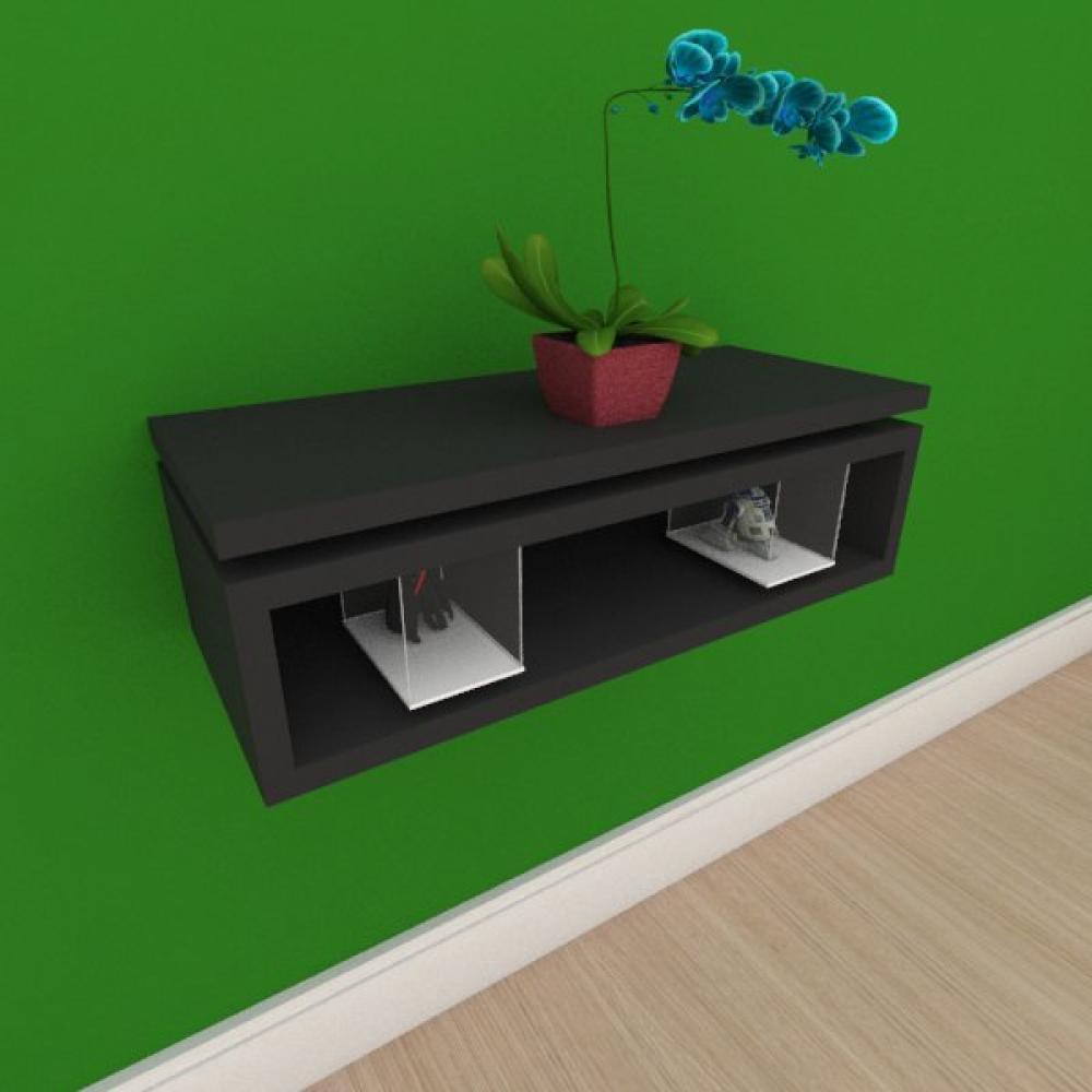 Aparador Moderno minimalista em mdf preto