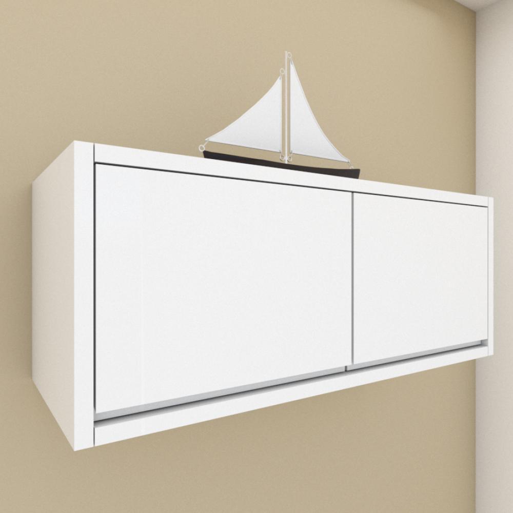 A01 Armario para cozinha ou banheiro Branco