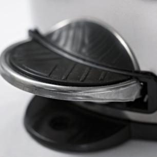 Lixeira c/ Pedal 3 Litros Inox com Balde Removível - Brinox