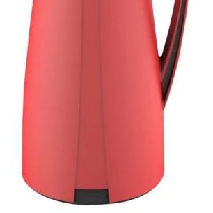 Garrafa Térmica Pop Latter em Plástico 1L Vermelho Full Fit