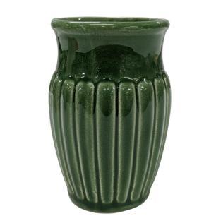 Jogo para Banheiro 3 Peças em Cerâmica Verde - Mimo Style